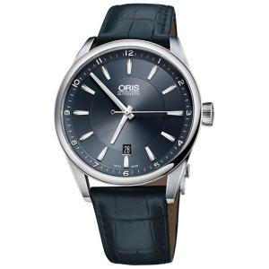 オリス アーティックス デイト 73376424035D 腕時計 メンズ 自動巻き ORIS Art...