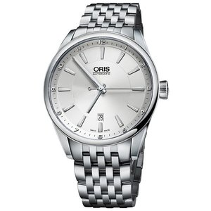 特価 50%OFF!  オリス アーティックス デイト 73376424031M メンズ 腕時計 A...