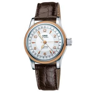 オリス ORIS ビッグクラウン オリジナル ポインターデイト メンズ 腕時計 75476964361F Big Crown Original ポインターデイト euro
