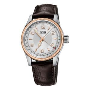 オリス ビッグクラウン ポインターデイト 75476794331D 腕時計 メンズ 自動巻 Oris...