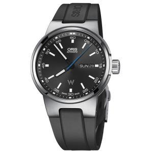 オリス ウィリアムズ デイデイト 735 7716 4154R メンズ 腕時計 ORIS Williams Day Date euro