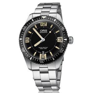 オリス ダイバーズ65 733 7707 4064M 腕時計 メンズ 自動巻 Oris Divers Sixty-Five euro