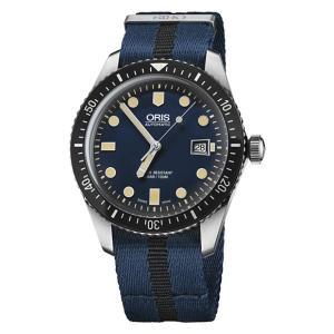 特価 55%OFF! オリス ダイバーズ65 73377204055DBL  腕時計 メンズ 自動巻...