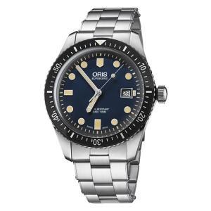 オリス ダイバーズ65 733 7720 4055M  腕時計 メンズ 自動巻 Oris Divers Sixty-Five euro