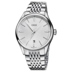 オリス アートリエ デイト 733 7721 4051M メンズ 腕時計 ORIS Artelier Date euro