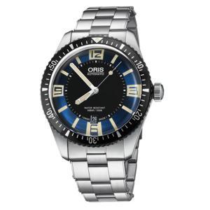 オリス ダイバーズ65 73377074035M メンズ 腕時計 自動巻 Oris Divers S...