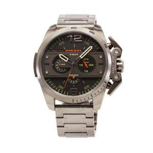 ディーゼル アイアンサイド クロノ DZ4363 ガンメタル 腕時計 メンズ DIESEL IRONSIDE|euro