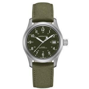 ハミルトン フィールドメカオフィサー ミリタリー H69419363 腕時計 メンズ HAMILTO...