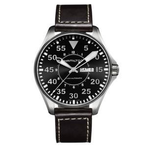 ハミルトン カーキ アビエーション パイロット H64715535 腕時計 メンズ HAMILTON...