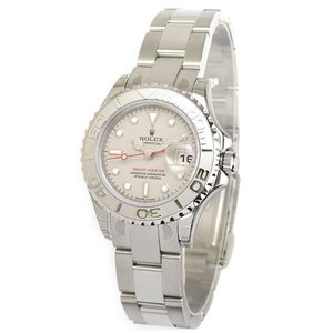 ROLEX 腕時計 ヨットマスター ロレジウム ロレックス レディース 腕時計 169622 自動巻き Cal.2235 プラチナ <国内発送>|euro