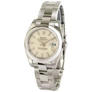 ROLEX 腕時計 デイトジャスト ロレックス レディース 腕時計 179160 Oy 自動巻き Cal.2235 FINAL SALE|euro
