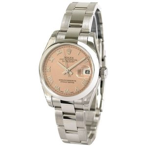 ROLEX 腕時計 デイトジャスト ロレックス レディース 腕時計 179160 Oy pk ローマ 自動巻き Cal.2235 FINAL SALE|euro