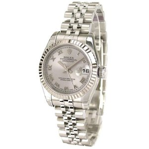 ROLEX 腕時計 デイトジャスト ロレックス レディース 腕時計 179174 gr ローマ 自動巻き Cal.2235 FINAL SALE|euro