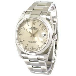 ROLEX 腕時計 デイトジャスト ロレックス メンズ 腕時計 116200 Oy 自動巻き Cal.3135 FINAL SALE|euro