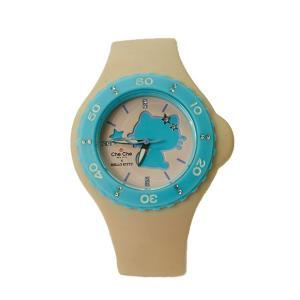 ワケあり Che Che NewYork チチニューヨーク レディース 腕時計 CCHK1202-PK Hello Kitty Collection|euro