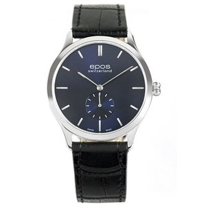 epos エポス 腕時計 3408BL  手巻|euro