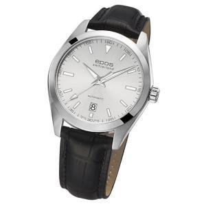 入荷予約販売 エポスオリジナーレ 3411SL メンズ 腕時計 自動巻 epos Originale|euro