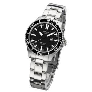 海外取寄せ(納期:約3〜4か月後) エポス レディース 腕時計 4413BKM 自動巻 epos|euro