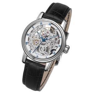 エポス エモーション 4390SKRWH 腕時計 自動巻 レディース epos Emotion|euro