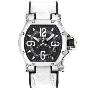 アクアノウティック キングクーダ トノー TN3H00WN00J03 腕時計 メンズ 白ベルト AQUANAUTIC King Cuda TONNEAU|euro