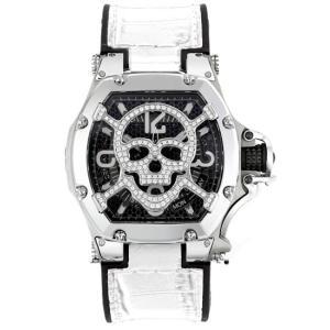 アクアノウティック キングクーダ トノー TN3H00WSKLJ03 腕時計 メンズ 白ベルト AQUANAUTIC King Cuda TONNEAU|euro