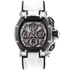 アクアノウティック キングクーダ トノー クロノグラフ シービュー TNSVSKN22J03 腕時計 メンズ クロノグラフ AQUANAUTIC King Cuda TONNEAU|euro