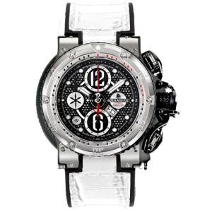 アクアノウティック キングクーダ クロノグラフ KRP02NGRNAJ03 腕時計 メンズフ 白ベルト AQUANAUTIC King Cuda CHRONOGRAPH|euro