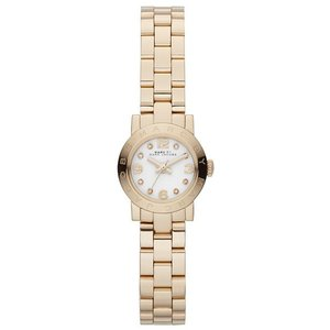 MARC BY MARC JACOBS マークバイマークジェイコブス レディース腕時計 Amy Dinky Gold MBM3226|euro