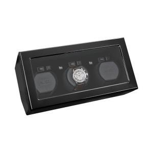 ボクシーデザイン ウォッチワインダー アダプター付 DC03DS-BK ※時計は含まれておりません BOXY Design|euro