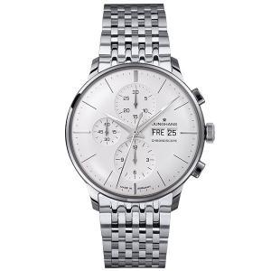 ユンハンス マイスター クロノスコープ 027/4121.44 (ドイツ語表記) メンズ 腕時計 Meister Chronoscope  JUNGHANS|euro