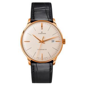 ユンハンス JUNGHANS 027/9334.00 マイスター クロノメーター ゴールド Meister Chronometer 世界限定99本 腕時計|euro