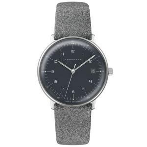 ユンハンス マックスビル レディ 047 4542 00 クオーツ 腕時計 レディース JUNGHA...
