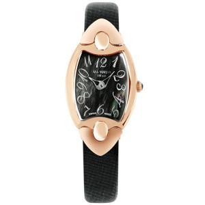 AMONNLISA  アモンリザ レディース 腕時計 744B-GP-BK BKベルト|euro