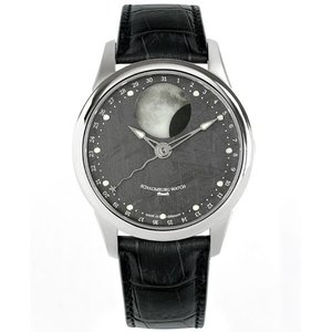シャウボーグ ムーンメテオライト MOON METEORITE 腕時計 メンズ SCHAUMBURG watch|euro