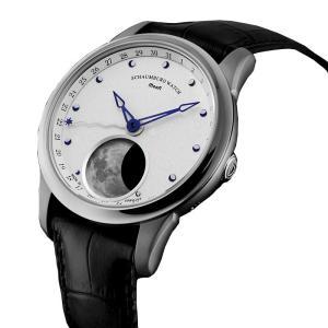 シャウボーグ MOON1-SS 腕時計 メンズ SCHAUMBURG watch MOON ONE|euro