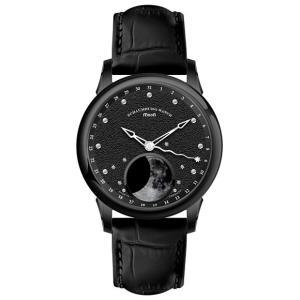 シャウボーグ MOON2-PVD 腕時計 メンズ SCHAUMBURG watch MOON TWO|euro
