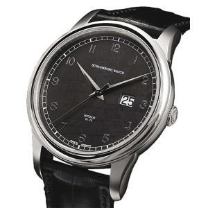 シャウボーグ パノラマ メテオ  PANORAMA-METEOR  腕時計 メンズ SCHAUMBURG watch 世界限定75本|euro
