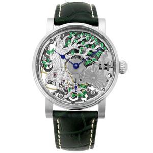 シャウボーグ ツリー オブ ラック TREE OF LUCK 腕時計 メンズ SCHAUMBURG watch|euro