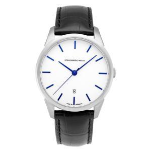シャウボーグ PURIST-1 ピュアリスト 腕時計 メンズ SCHAUMBURG|euro
