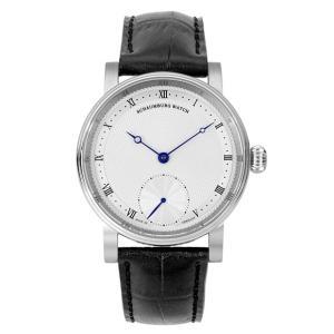 シャウボーグ ウニカトリウム クラシック ハンドメイド UNIKATORIUM-CLASSIC HANDMADE 腕時計 メンズ SCHAUMBURG|euro