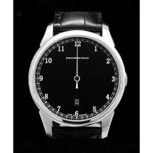 シャウボーグ グノモニック GNOMONIK-BK (ブラック) 腕時計 メンズ SCHAUMBURG|euro