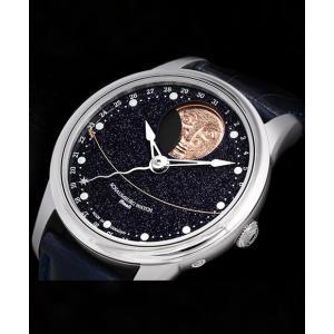 シャウボーグ ムーンギャラクシー ハンドメイド MOON GALAXY HAND MADE 腕時計 メンズ SCHAUMBURG PERPETUAL MOON|euro
