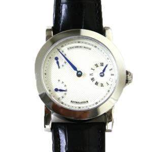 シャウボーグ RETROLATEUR 腕時計 メンズ 機械式時計 手巻き レトロレーター SCHAUMBURG watch|euro