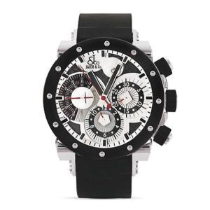 半額! ジェイコブ JACOB&CO 腕時計 EPICII E1R  エピック2 リミテッドエディション limited|euro