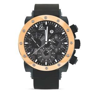 半額! ジェイコブ JACOB&CO 腕時計 EPICII E2PRGBCB  エピック2 リミテッドエディション limited|euro