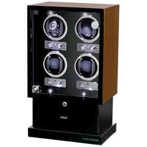 ユーロパッション  ウォッチワインディング ボックス アダプター付 FWD-12100EB  ※時計は含まれておりません EURO PASSION|euro