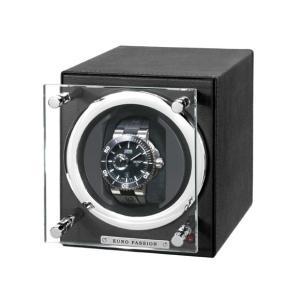 ユーロパッション ウォッチワインディング ボクシーズ FWC-1119LBK アダプター付 WATCH WINDING ※時計は付属していません|euro