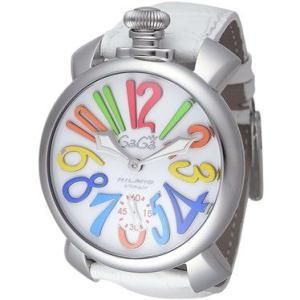 ガガミラノ  GAGA MILANO 腕時計 5010.01S メンズ euro