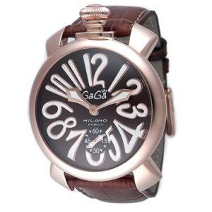 ガガミラノ  GAGA MILANO 腕時計 5011.01S  メンズ euro