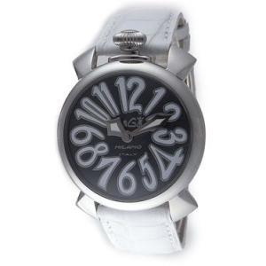 ガガミラノ  GAGA MILANO 腕時計 5020.4  レディース euro